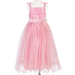 Pink Dress Rosalyn - Costume for Girl Souza for kids