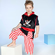 Pirate Set Gregg - Costume for boys Rose & Romeo