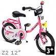 Puky Z2 Children's Bike (12 inch) - Pink Puky
