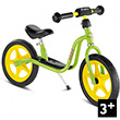 Kids learner bike LR1 - Kiwi Green Puky