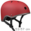 Child Micro Helmet Red Matt - Size M Micro Mobility Scooters & Kickboards