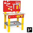 Redmaster DIY Workbench - Wooden Toy