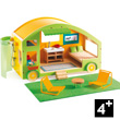 Caravane House - Wooden Dollhouse - Petit Home by Djeco Djeco