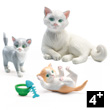 Les chats - Figurines Petit Home by Djeco Djeco