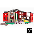 Horse Stable - Accessory for Brio railway system BRIO