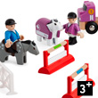Horse Jumping Pack BRIO