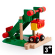 Hay Loading Station - BRIO Train Accessory BRIO