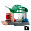 Train Station with sound - BRIO railway system accessory BRIO