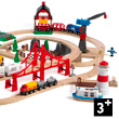 BRIO Railway World Deluxe Set BRIO