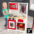 Red Country Kitchen - Pretend Play