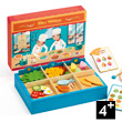 Chez William - Restaurant - Pretend-play Toy Djeco