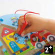 Magnetic Game Mice Fire Brigade Haba