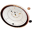 Crokinole 65 - Wooden Game
