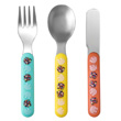 Cutlery Set Elmer Elephant