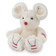 Medium Mouse Ivory White - Souricette Kaloo Rouge