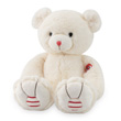 Medium Bear Ivory White - Ourson Kaloo Rouge Kaloo