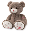 Medium Bear Cocoa Brown - Ourson Kaloo Rouge Kaloo