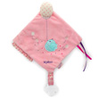 Sweet Activity Doudou with pacifier holder - Kaloo Petite Rose