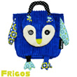 Frigos Penguin Backpack - Déglingos School Déglingos