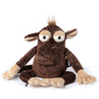 Good Night Goody (plush macaque 30cm) - Sigikid Beasts
