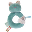 Ring Rattle Toy Chacha - Les Pachats Moulin Roty