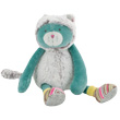 Little Blue Cat Comforter 23cm - Les Pachats