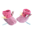 Baby Slippers Purple - Les Pachats