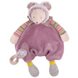 Purple Mouse Comforter 28cm - Les Pachats Moulin Roty