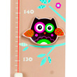 Wooden Height Chart Enchanted Forest Le Coin Des Enfants