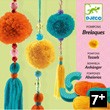 Pompoms Set - Tassels Djeco