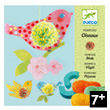 Pompoms Set - Birds Djeco