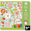 Silk Painting Set - Butterflies Djeco