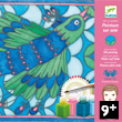 Silk Painting Set - Peacock Djeco