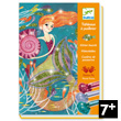 Glitter Pictures - Mermaid Lights Djeco