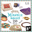 Mirabile Magus - 20 Magic Tricks Set - Ages 8-12 Djeco