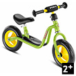 Green Kids learner bike LRM - Learning Bike