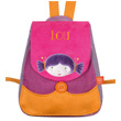 Back bag with embroidered first name - Violette L'Oiseau Bateau