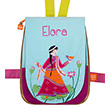 Back bag with embroidered first name - Hindu Princess L'Oiseau Bateau
