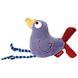 Quietsch Quatsch - Grasp toy - Purple Bird Sigikid