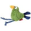 Quietsch Quatsch - Grasp toy - Green Bird