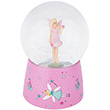 Snow Globe with Music Princess Fairy Trousselier