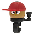 Bike Bell Yo Man Red - Liix Funny Bell Liix