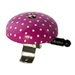 Bike Bell Polka Dots Pink - Liix Funny Bell