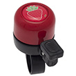 Bike Bell Berry Red - Liix Micro Bell Ø35mm