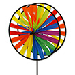 Magic Wheel Twin Windmill Ø35cm Colours in Motion