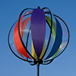 Magic Crystal RAINBOW - Decorative Wind turbine or Suspension Colours in Motion