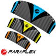 Paraflex QUAD - Quadline Kite With Handles 2.8m²
