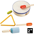 Percussion Set - Musical instruments Haba