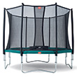 BERG Trampoline Favorit + Safety Net Comfort Favorit 270