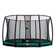 BERG Trampoline InGround Champion + Safety Net Deluxe InGround Champion 330
